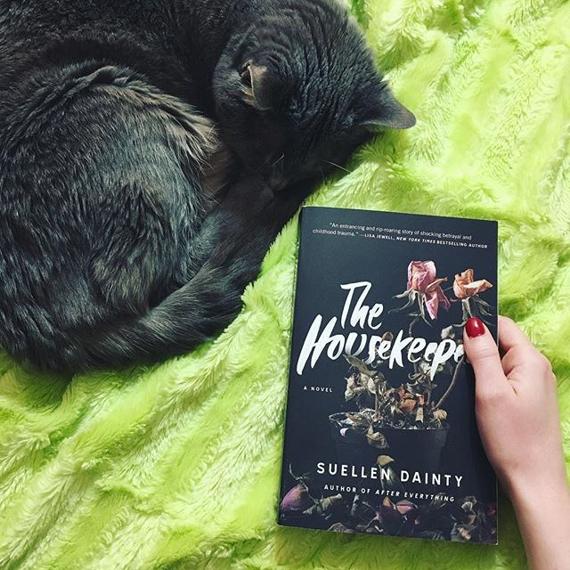 From Suellen Dainty's new novel, The Housekeeper, to the beloved works of Jane Austen, here are some of the books I've read lately.