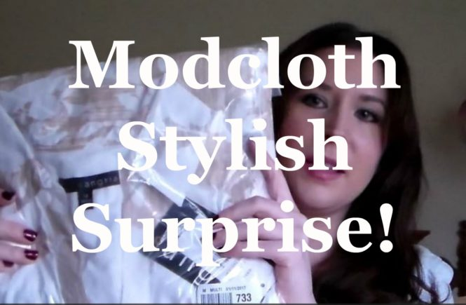 It's hard to resist the Modcloth Stylish Surprise sale! I ordered shoes and an apparel item. Read more to find out if they were a hit or miss...