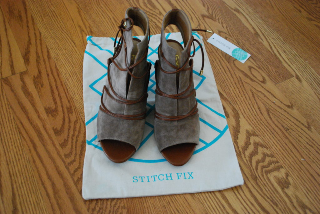 Today my mom is taking over the blog to tell you about how the styling service Stitch Fix works for women over 50!