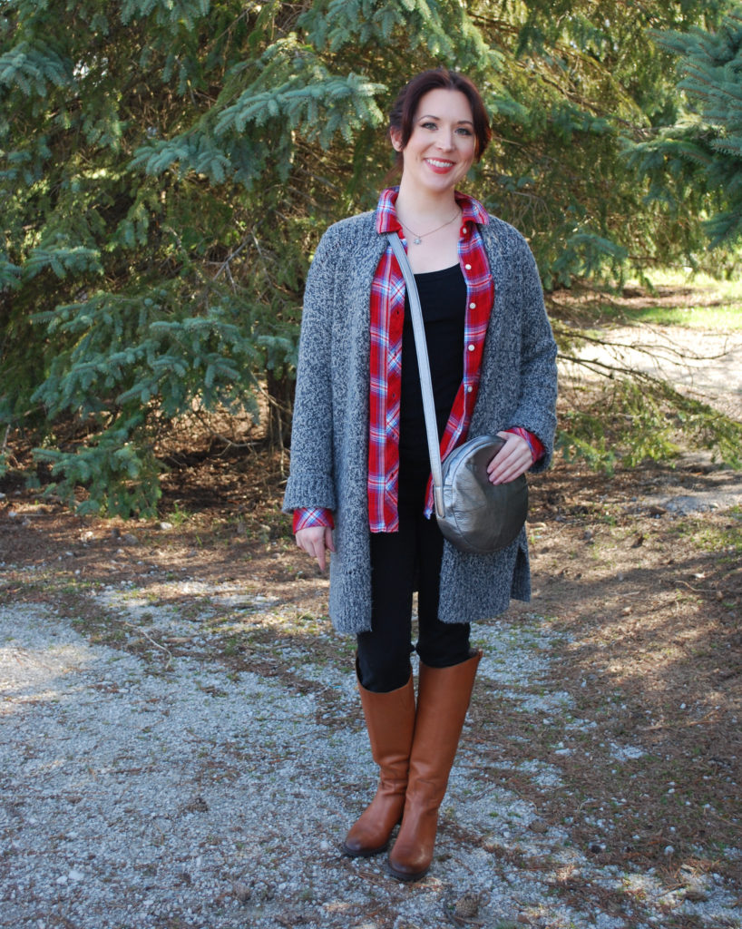 13 things I love about spring and a cozy sweater weather outfit!