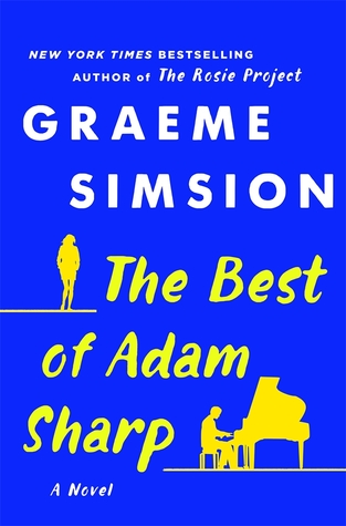 I adored Graeme Simsion's first novel The Rosie Project, so I was eager to get my hands on his newest book, The Best of Adam Sharp, which is part of the BookSparks Summer Reading Challenge.