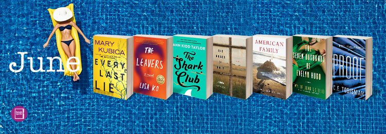 Looking for a summer reading escape? The BookSparks Summer Reading Challenge has seven books you'll want to read this month!