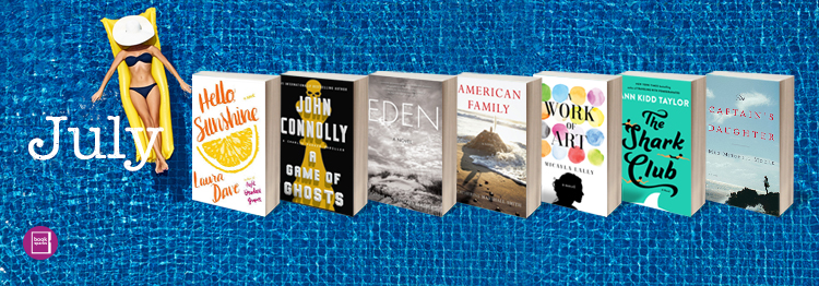 Now is the perfect time to start thinking about your summer reading list, and BookSparks has some great suggestions for July.