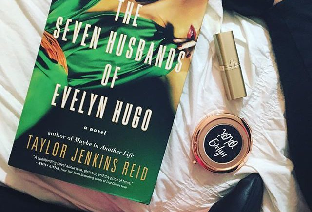 I've wanted to read Taylor Jenkins Reid's The Seven Husbands of Evelyn Hugo ever since I saw that it was part of the BookSparks Summer Reading Challenge.