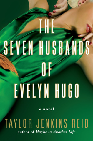 I've wanted to read Taylor Jenkins Reid's The Seven Husbands of Evelyn Hugo ever since I saw that it was part of the BookSparks Summer Reading Challenge