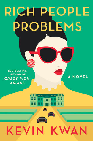 If you are looking for a juicy novel to read poolside, you won't want to miss Rich People Problems, Kevin Kwan's latest novel about Asia's uber-wealthy.