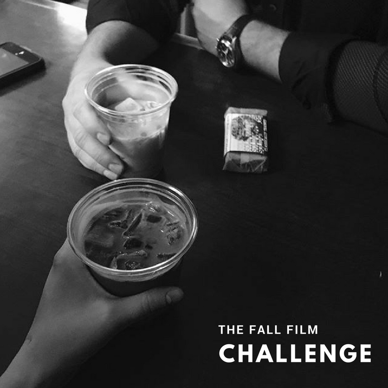 The Fall Film Challenge is hosted by Quirky Pickings from Sept 1st - Nov 30th. You watch 25 films that you've never seen before. Here's what's on my list!