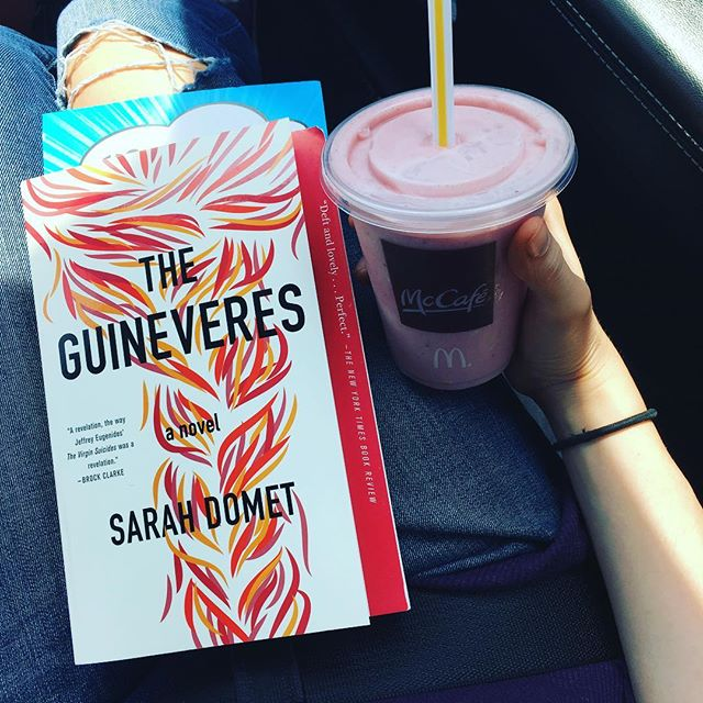 The BookSparks Summer Reading Challenge is in full swing. Read next: Sarah Domet's The Guineveres, a haunting tale that unfolds like a lazy summer day.