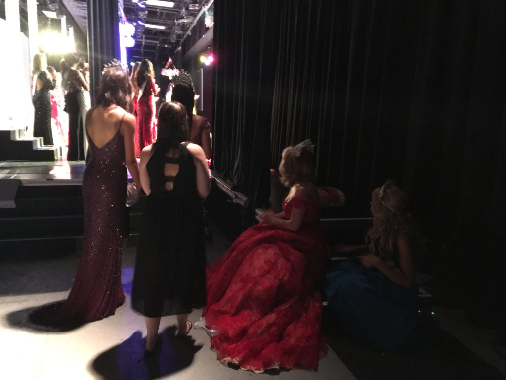 The last weekend of July, I ventured to Columbus to crown my successor. Here's a peek behind the scenes of a beauty pageant.