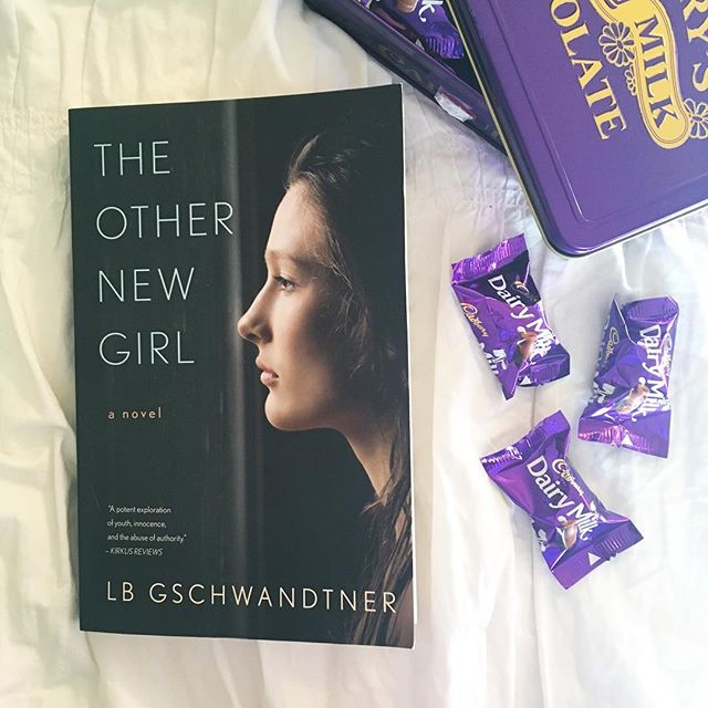 The BookSparks fall reading challenge continues with LB Gschwandtner's coming of age novel, The Other New Girl.