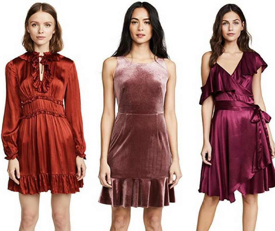 Upgrade your holiday style with nine alternatives to the little black dress that will guarantee you stand out in a sea of sameness.
