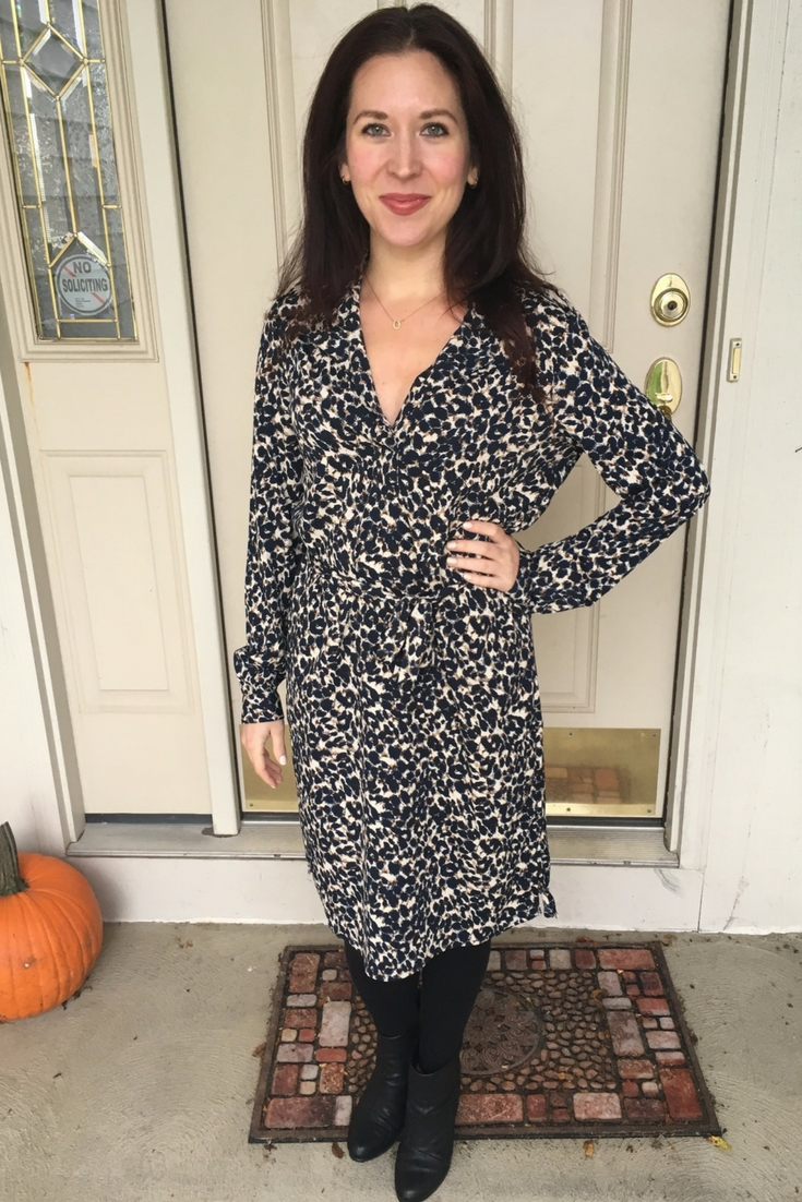 With Thanksgiving just a few weeks away, I asked Stitch Fix to send me cute pieces that would work for hanging out with family. This is my best fix yet!