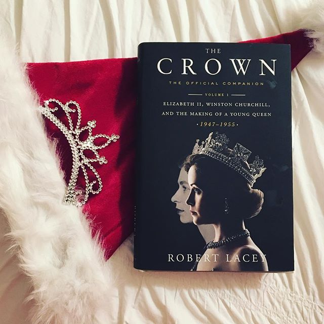 Right now, everyone is talking about Stranger Things, but the Netflix show I'm excited about is The Crown.