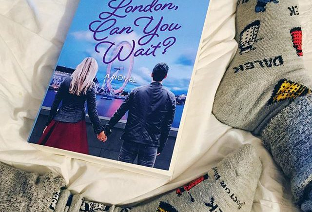 The university themed BookSparks Fall Reading Challenge continues with a study abroad selection, London, Can You Wait? by Jacquelyn Middleton.