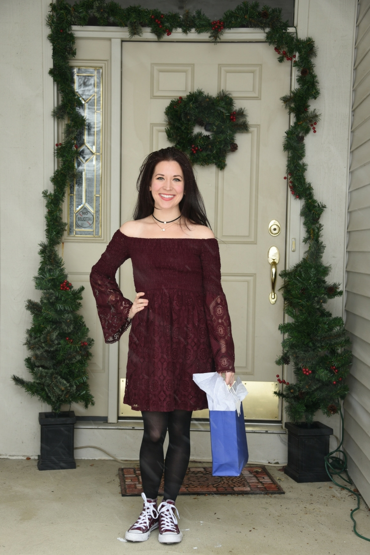 Getting dressed for the holidays can be somewhat stressful. Here are three last minute holiday outfit ideas to inspire you for your next get together.