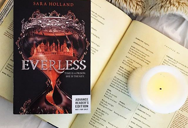 Just when I think I'm done with YA fantasy, I discover a new series that makes me want to read more. Sara Holland's debut novel, Everless, is a fast paced adventure about a girl seeking to uncover the secret of her childhood, but what she discovers could change everything.