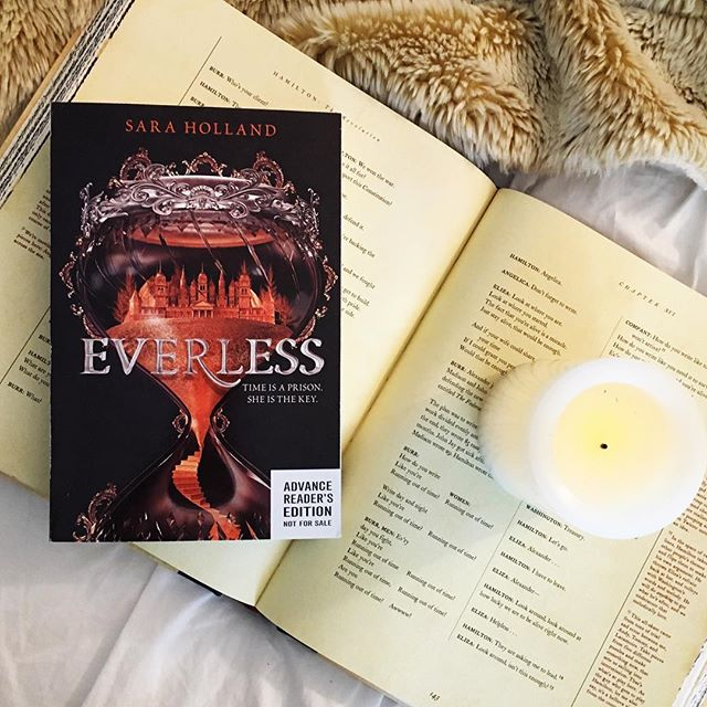 Just when I think I'm done with YA fantasy, I discover a new series that makes me want to read more.Sara Holland's debut novel, Everless, is a fast paced adventure about a girl seeking to uncover the secret of her childhood, but what she discovers could change everything.