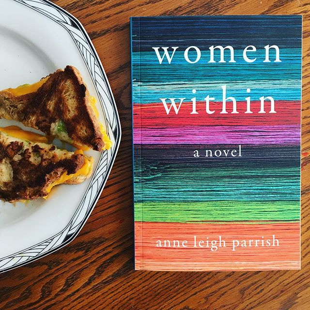 The BookSparks Fall Reading Challenge continues with Anne Leigh Parrish's multi-generational novel, Women Within, which is a 2017 Maxy Awards winner.