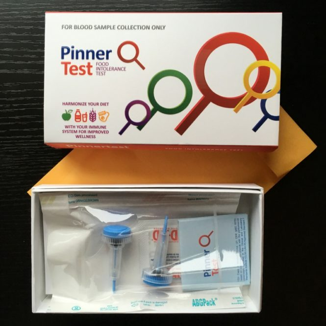 After reaching out to Pinnertest, I was eager to see if this at-home food intolerance test might shed some light on my dietary issues. Here's a look at how the test works as well as my results.