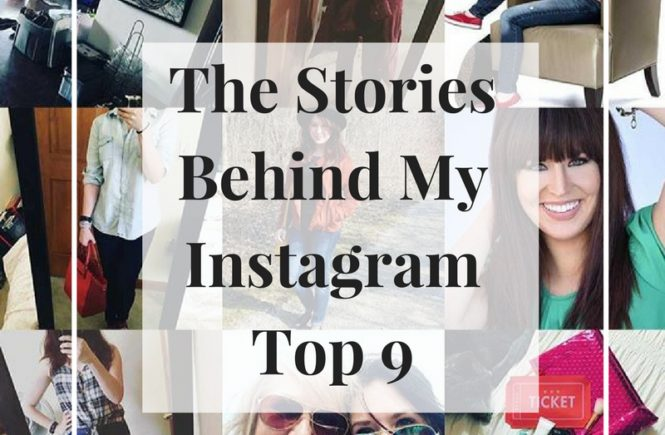 I'm always intrigued to see what pictures do well on Instagram. It never makes any sense to me. When I saw Rachel of A Nesting Nomad's post on the stories behind her Instagram top 9, I was inspired to write my own.