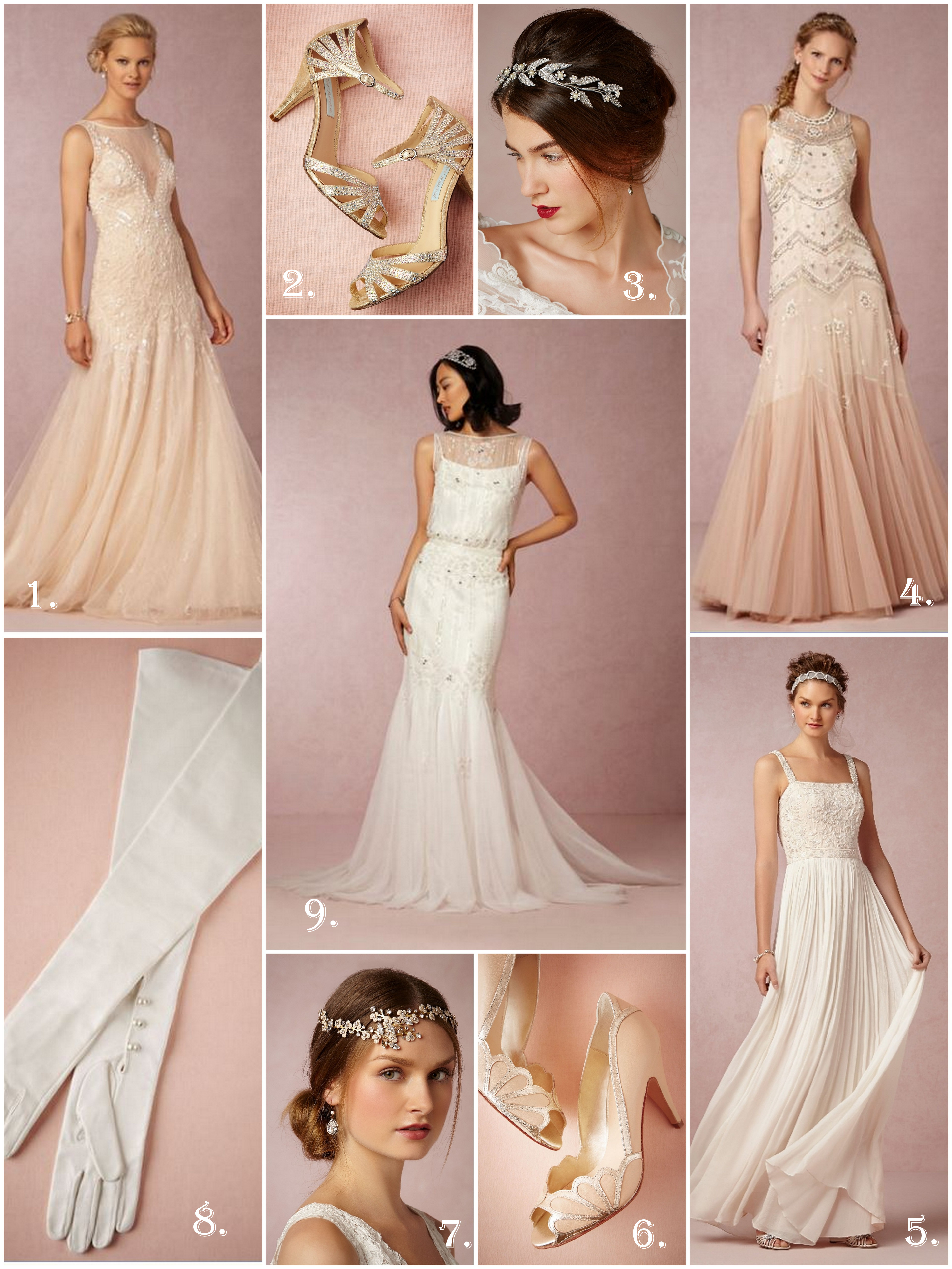 Inspired By Downton Abbey Weddings